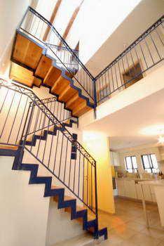 קו נבון - מדרגות עץ ומתכת 19