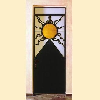 עץ ירוק - דלתות מעוצבות 16