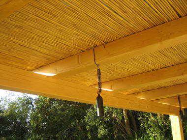 זמיר על הגג-גגות,פרגולות,עבודות עץ 1