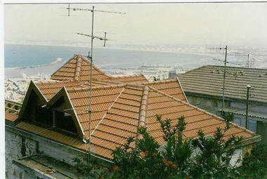זמיר על הגג-גגות,פרגולות,עבודות עץ 14