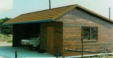 זמיר על הגג-גגות,פרגולות,עבודות עץ 17