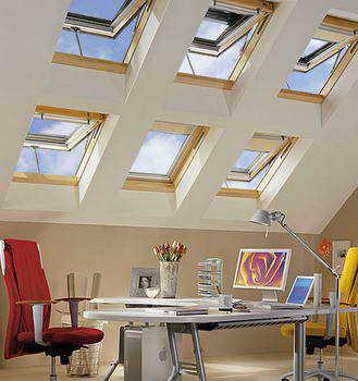 הגג האיטלקי - סולמות וחלונות גג 10