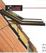 הגג האיטלקי - סולמות וחלונות גג 7