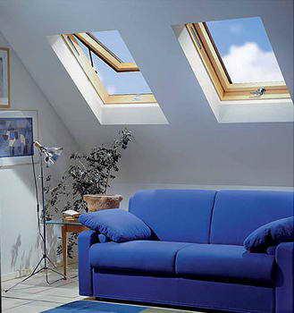 הגג האיטלקי - סולמות וחלונות גג 9