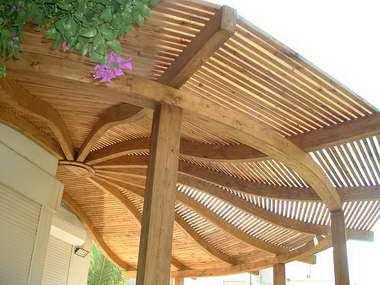 בית עץ ואלומיניום פרויקטים 1