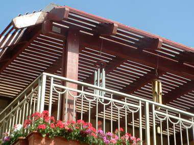בית עץ ואלומיניום פרויקטים 10