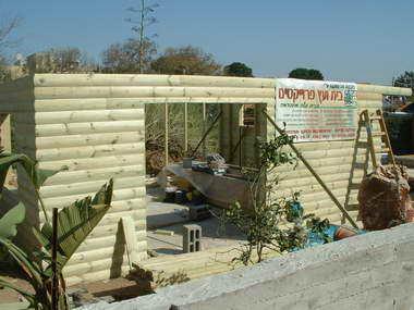 בית עץ ואלומיניום פרויקטים 11