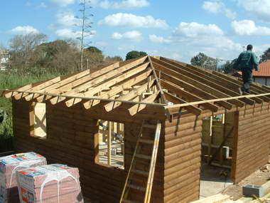 בית עץ ואלומיניום פרויקטים 13