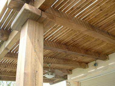 בית עץ ואלומיניום פרויקטים 14