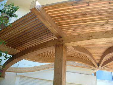 בית עץ ואלומיניום פרויקטים 18