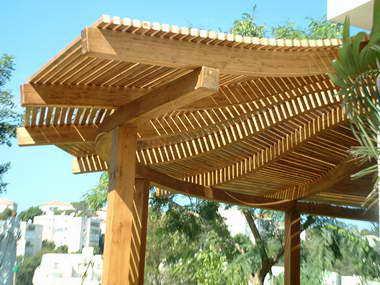 בית עץ ואלומיניום פרויקטים 19