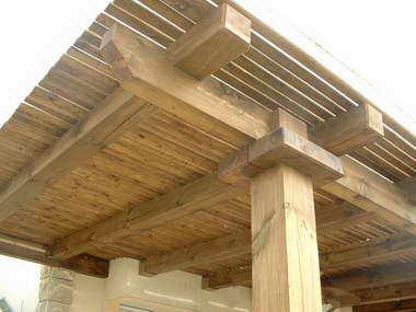 בית עץ ואלומיניום פרויקטים 5