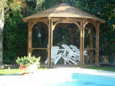 בית עץ ואלומיניום פרויקטים 6