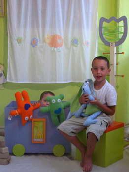 סטודיול'ה - עיצוב חדרי ילדים 5
