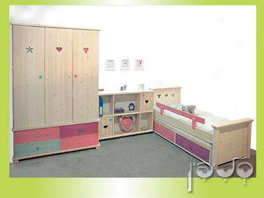 סליפין - ייצור חדרי ילדים 10