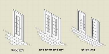 סקריניו - דלתות 7