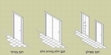 סקריניו - דלתות 8