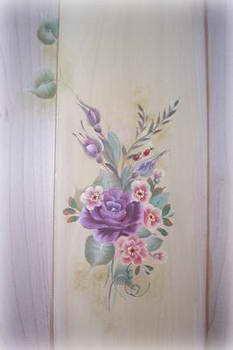 חגית דביר - ציור על עץ 8