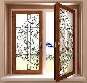 EuroStyle - חלונות ודלתות PVC 5