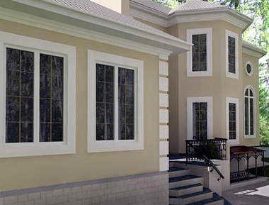 EuroStyle - חלונות ודלתות PVC 7