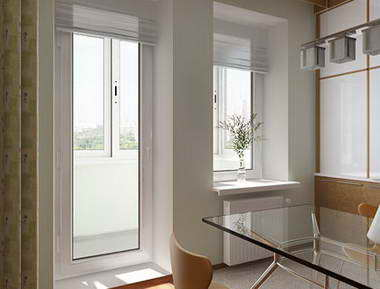 EuroStyle - חלונות ודלתות PVC 9