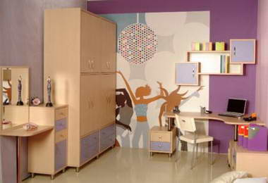 י. קמפף - חדרי ילדים 1