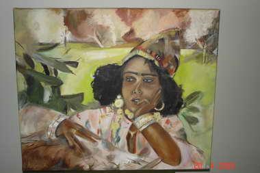קרן יצחק - צביעה אומנותית 19