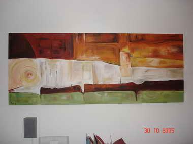 קרן יצחק - צביעה אומנותית 5