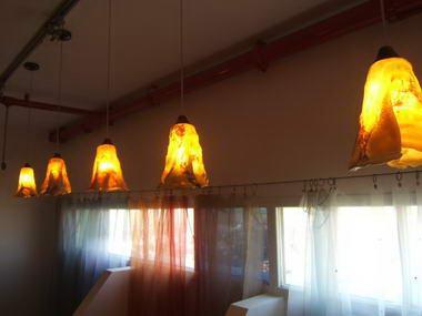 משה גפן- עיצובים בזכוכית 13