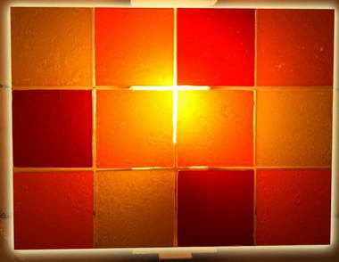 משה גפן- עיצובים בזכוכית 4