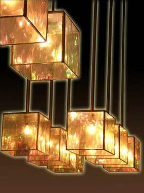משה גפן- עיצובים בזכוכית 9
