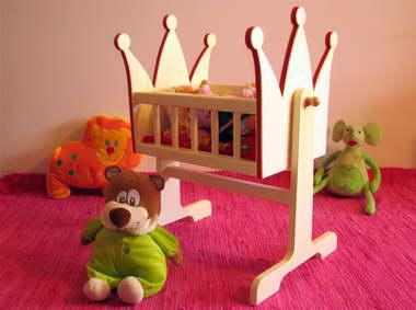אילן ריהוט עץ לילדים 6