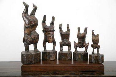 עתיקות מסין - מאן לינג  5