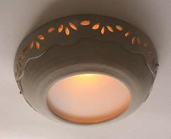 מנורמיקה - עיצוב תאורה בקרמיקה 12