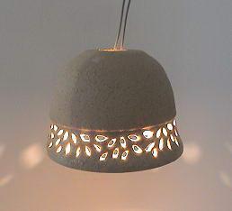 מנורמיקה - עיצוב תאורה בקרמיקה 2