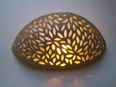 מנורמיקה - עיצוב תאורה בקרמיקה 4