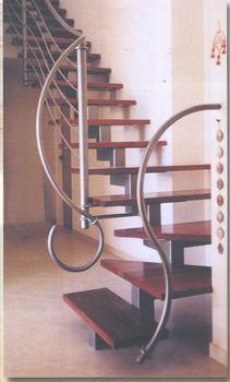 סולם יעקב - מעקות ומדרגות 19