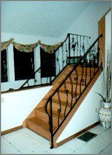 סולם יעקב - מעקות ומדרגות 8