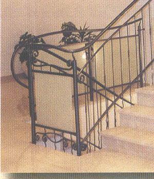 סולם יעקב - מעקות ומדרגות 9