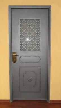 עכביש - דלתות פלדה מעוצבות 12