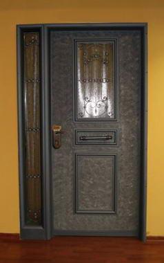 עכביש - דלתות פלדה מעוצבות 13