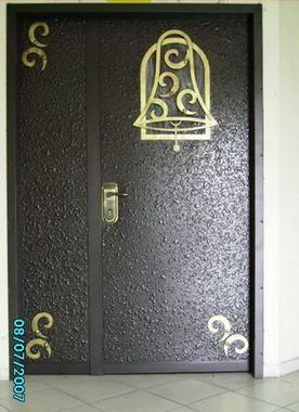 עכביש - דלתות פלדה מעוצבות 18