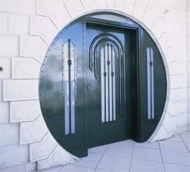 עכביש - דלתות פלדה מעוצבות 20