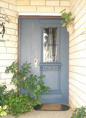 עכביש - דלתות פלדה מעוצבות 3