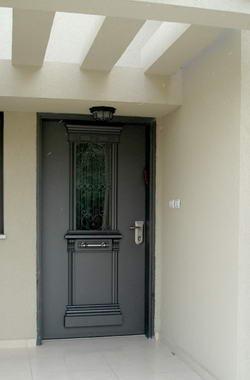 עכביש - דלתות פלדה מעוצבות 4