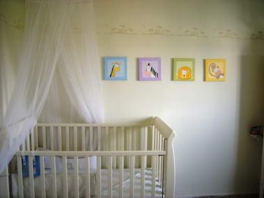 שרה מויאל - עיצוב חדרי ילדים 5