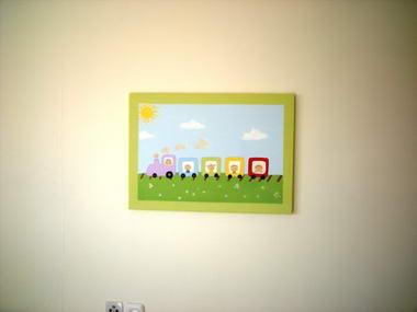 שרה מויאל - עיצוב חדרי ילדים 7