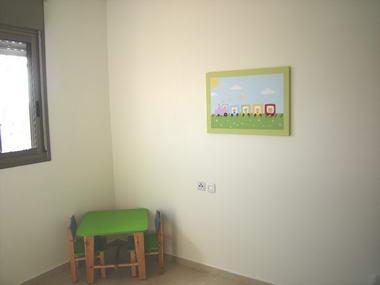 שרה מויאל - עיצוב חדרי ילדים 9