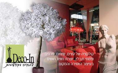 דקו-אין Deco-In עיצוב בצמחייה 11