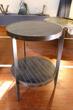 גיורא ליפשיץ- עיצוב בברזל 2